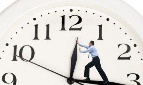 Saate Baktığımızda Neden Vakit Geçmiyor Gibi Gelir?