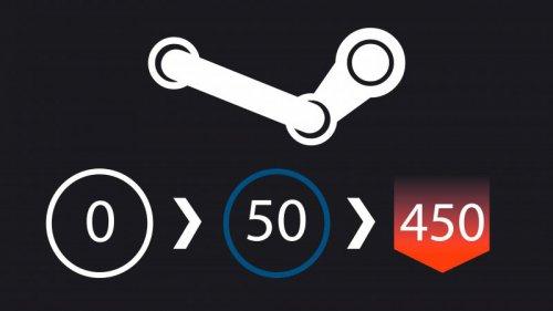 Steam'de Nasıl Level Atlanır?