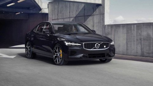 Volvo Hibrit Motora Sahip 415 Beygir Gücündeki S60 Modelini Tanıttı!