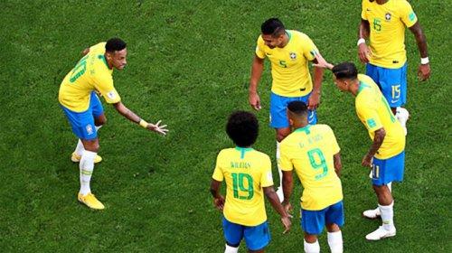 Neymar'dan Dünya Kupasında CS: GO Göndermeli Gol Sevinci