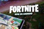 Fortnite Android'de 15 Milyon İndirilmeyi Geçti!