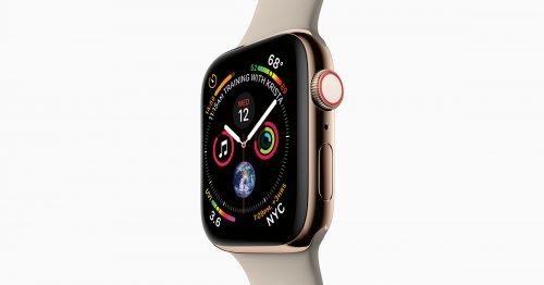 Apple Watch 4 Akıllı Saat Satışta