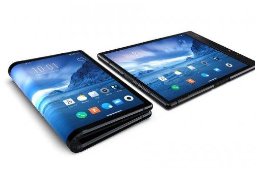 Dünyanın İlk Katlanabilir Akıllı Telefonu Tanıtıldı: FlexPai