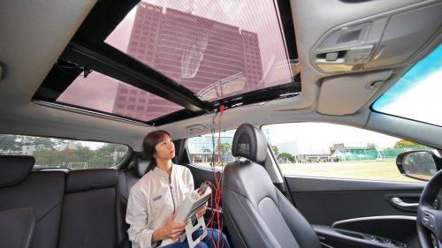 Hyundai ve Kia'nın Güneş Panelli Araçları 2019'da Yollarda