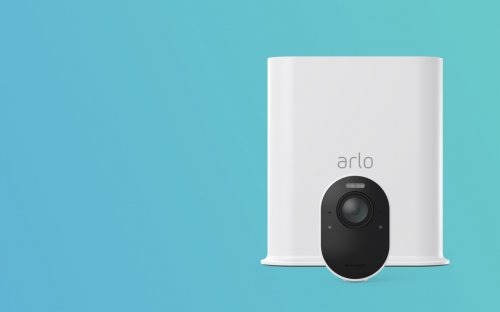 Arlo Markası Şarjı Bitmeyen Güvenlik Kamerası Tanıttı