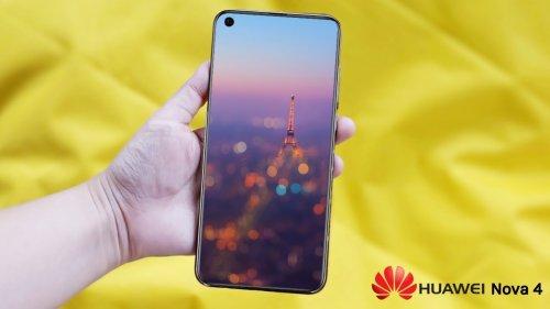 48 MP Kameraya Sahip Huawei Note 4